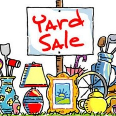 Village of Rothbury Yard Sales, July 2 to July 6, 2020
